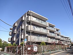 東京都西東京市芝久保町3丁目の賃貸マンションの外観