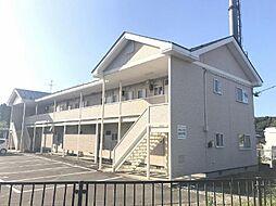 タウンハウスオオヤマIII[106号室]の外観