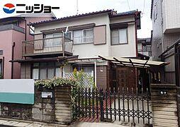[一戸建] 愛知県あま市木田三町懸 の賃貸【/】の外観