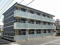 埼玉県川口市前川1丁目の賃貸マンションの外観