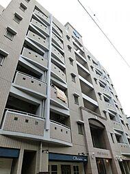 大阪府大阪市平野区喜連2丁目の賃貸マンションの外観