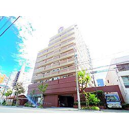 静岡県静岡市葵区常磐町の賃貸マンションの外観