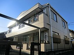 東京都立川市高松町2丁目の賃貸マンションの外観