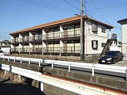鎌田ハイツ幸町[201号室]の外観