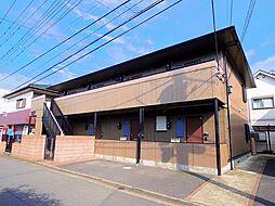 ソレジオ新所沢[2階]の外観