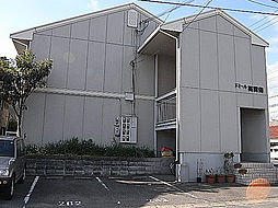 兵庫県姫路市飾磨区英賀春日町2丁目の賃貸アパートの外観