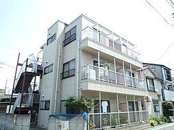 恵マンション[1階]の外観
