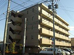 愛知県名古屋市港区高木町2丁目の賃貸マンションの外観