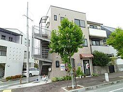 兵庫県神戸市長田区戸崎通2の賃貸マンションの外観