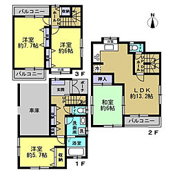 東京都小平市小川町1丁目741-129