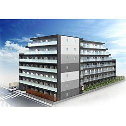 N−stage鶴見[3階]の外観
