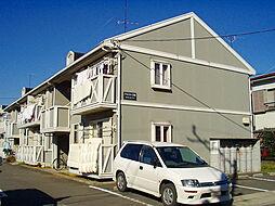 神奈川県海老名市上郷3丁目の賃貸アパートの外観