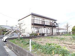 パステルII[2階]の外観
