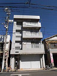 喜美代コーポ塚越[2階]の外観