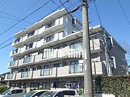 ボナールU[2階]の外観