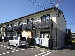 愛知県小牧市大字岩崎の賃貸アパートの外観
