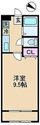 IMAV[2階]の間取り