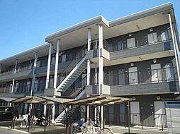 東京都立川市幸町4丁目の賃貸マンションの外観