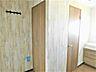 トイレの隣に収納があります!使い勝手が良さそうです!壁紙も木目調でオシャレですね♪,2LDK,面積48.65m2,価格830万円,小田急小田原線 町田駅 バス15分 藤の台団地下車 徒歩5分,,東京都町田市本町田