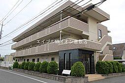 岡山県倉敷市吉岡丁目なしの賃貸マンションの外観
