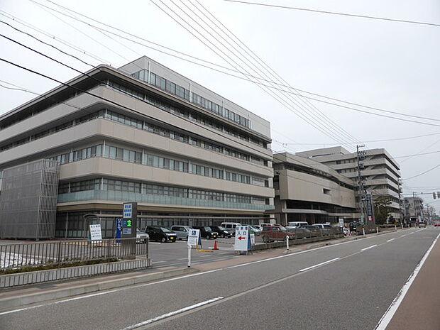 【総合病院】厚生連高岡病院まで1216m
