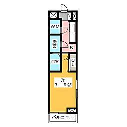 (仮)石田3丁目新築[3階]の間取り