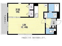 唐人町駅 8.9万円