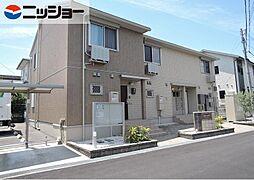 [タウンハウス] 三重県鈴鹿市北江島町 の賃貸【/】の外観