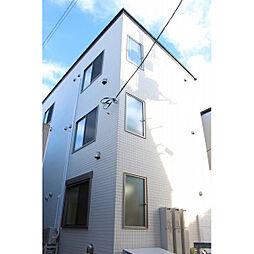 東京都葛飾区四つ木1丁目の賃貸アパートの外観