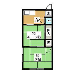 反町駅 3.0万円