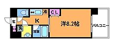 ZOOM調布(ズーム調布)[2階]の間取り