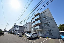 札幌市営南北線 中の島駅 徒歩6分の賃貸マンション