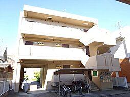 フラット2[2階]の外観