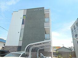大阪府泉大津市森町1丁目の賃貸マンションの外観
