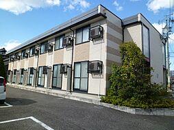 長野県岡谷市天竜町3丁目の賃貸アパートの外観