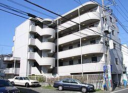 神奈川県横浜市神奈川区白幡町の賃貸マンションの外観