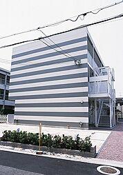 大阪府東大阪市稲田本町1丁目の賃貸マンションの外観