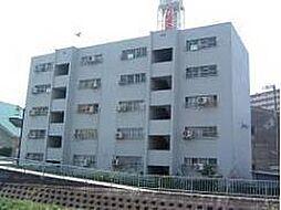 万福社宅[3階]の外観