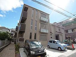 兵庫県神戸市長田区上池田1丁目の賃貸マンションの外観