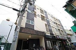 オリエンタルマンション[1階]の外観