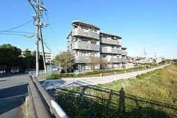 ファミール昆陽池公園[4階]の外観