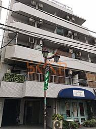 スカイコート渋谷[7階]の外観