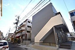 兵庫県神戸市長田区東尻池町4丁目の賃貸アパートの外観