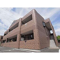 奈良県香芝市狐井の賃貸マンションの外観
