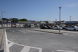 常陸多賀駅(535m)