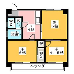黒川駅 4.2万円