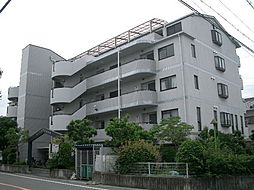 パークハイム北花田[5階]の外観