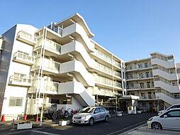 富田林グリーンマンション[4階]の外観