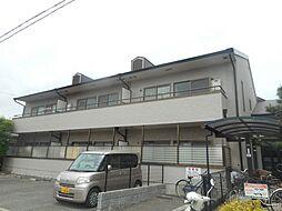 大阪府堺市西区上野芝町4丁の賃貸アパートの外観