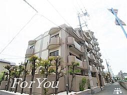 兵庫県神戸市東灘区本山南町2丁目の賃貸マンションの外観